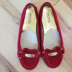 Michael kors leather shoes 8